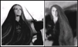 Sigrun et Traute ...les dernières photos connues. J'ai identifié un moteur de Junker 88,un bombardier ou avion de transport allemand.