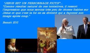 Dicton Benoit XVI