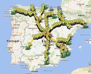 L'Espagne est en marche!