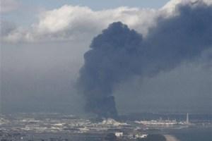 Peu après le tsumani,ce sont les explosions des réacteurs 1,2,3 et 4 de la centrale de Fukushima...avec son nuage de radioactivité.