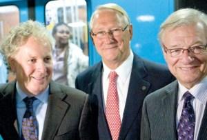 Jean Charest,Gérald Tremblay et Gilles Vaillancourt...les architectes d'un  régime dont la base est le crime organisé.