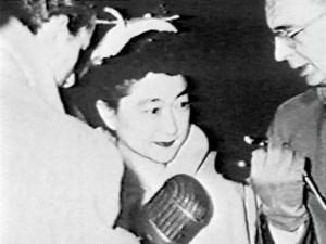 En 1/956,elle sortait enfin de prison.Une nouvelle vie commençait.