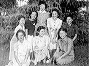 Iva_Toguri_with_Chi_Alpha_Delta_Sorority_UCLA