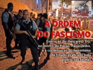 Appuyons le peuple brésilien!