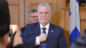 L'espion canado-saoudien au pouvoir du Québec,Phillippe Couillard. Le crime organisé a un visage.