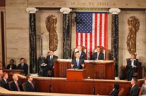 Au Congrès des USA,ils doivent  prendre les gens pour des idiots.