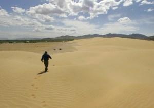 L'avancée de plus en plus rapide des déserts nous menacera nous -mêmes!...ainsi que de nombreuses espèces!