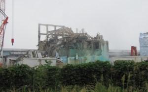 La mort vient de Fukushima
