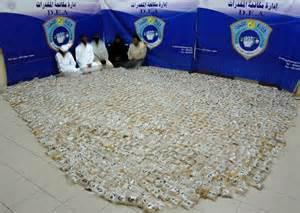 Les arabes de la drogue...aussi puissants que le pétrole.