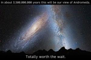 L'équation de Drake   Notre galaxie, la Voie lactée, contient plus de 400 milliards d'étoiles et les scientifiques croient que la moitié de ces étoiles ont au moins une planète dans leur orbite. L'astronome et astrophysicien américain Frank Drake a mis au point une équation afin d'estimer le nombre potentiel de civilisations extraterrestres, en tenant comptant de la probabilité que certaines planètes inhibent les êtres vivants.