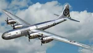 Le bombardier B-29,l'outil du meurtre