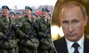 Les troupes russes sont vraiment là.