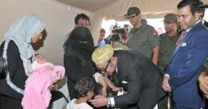 Pourquoi le Maroc et de nombreux pays arabes refusent les réfugies syriens?...ils savent qu'ils sont infiltrés par des terroristes.