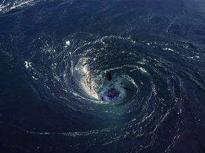 Ces méga-vortex avalent tout,sur des kilomètres à la ronde.
