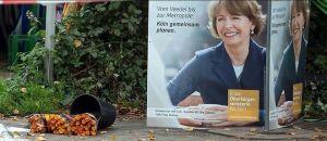 Abattue mais élue...Peut-on parler de démocratie sous surveillance,en Allemagne? Le Nouvel Ordre Mondial est puissant!