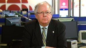 Jacques Drouin,le directeur général des élections.