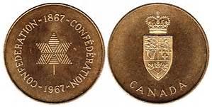Médaille du Centenaire de la Confédération en 1967.