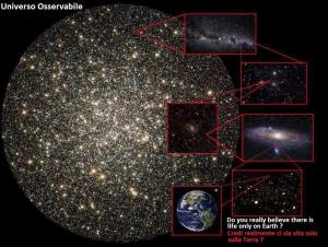 Un univers infini.