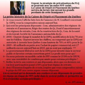 Caisse de dépots et Placements du Québec