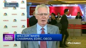 William White,ex-président de la