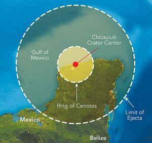Géographie des lieux:centre du cratère.