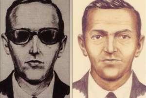 Célèbre pirate de l'air, D. B. Cooper disparut le 24 novembre 1979, juste après avoir obtenu une rançon de 200 000 dollars. Il reçut cette somme en échange de la libération des passagers d'un Boeing 727. Il sauta alors de l'avion en parachute en plein vol et ne fut jamais retrouvé.