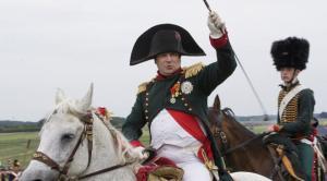 Représentation de l'empereur Napoléon I.