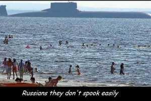 Les russes possèdent le plus puissant sous-marin nucléaire au monde.