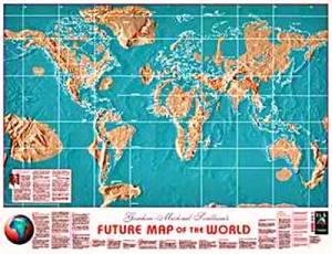 Il a aussi prédit un ensemble de grands changements pour le futur de l'humanité.
