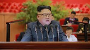 Kim Jung Un,l'obèse dictateur de la Corée du Nord...qui meurt de faim!
