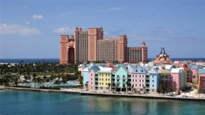 Nassau aux Bahamas.