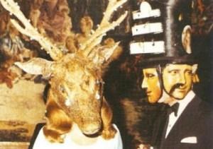 Une véritable fête à l'insigne  du satanisme.