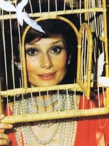 Même principe pour les cages, qui représentent l'état de soumission mentale (on retrouve souvent cette symbolique chez les vedettes américaines du show-biz d'ailleurs).