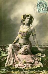 Une belle carte postale de l'époque.