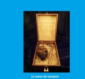 Auguste Delagrange était censé être un vampire qui a tué plus de 40 personnes. En 1912, il a été tué et ses tueurs, ont même jalonné son cœur, juste au cas où.