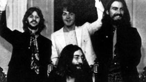 La dernière photo des Beatles en 1969.
