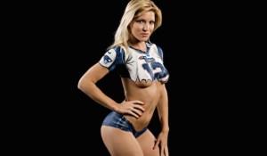 Lynette Hadey On est encore plus fans de l'équipe de football des Patriots !