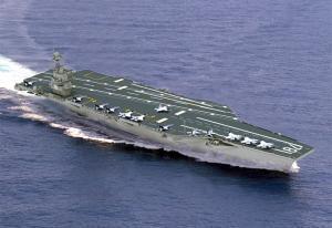 SIN Vishal Le porte-avions sera ajouté à la flotte de la marine indienne en 2023. Il peut accueillir 1400 membres d'équipage.