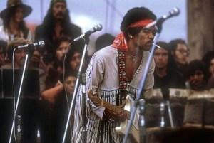 Jimmy Hendrix:le plus grand guitariste de l'histoire américaine récente.
