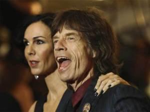 Mick Jagger,le sataniste et Magareth Trudeau,la mère de Justin Trudeau,franc maçonne.