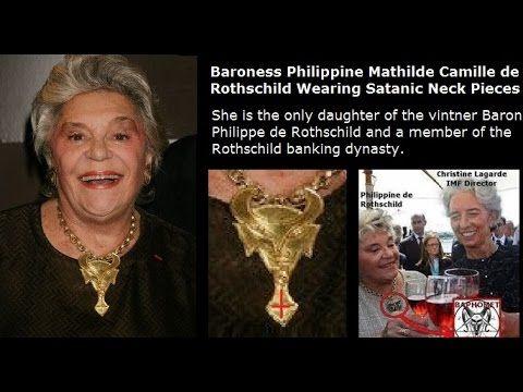 Baronne Philippine de Rotschild