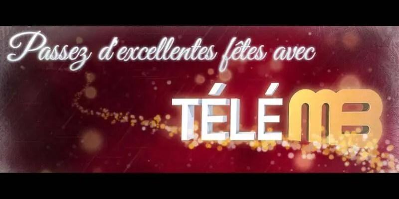 Joyeux Noël avec Télé MB