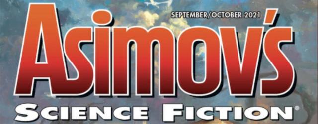 Asimovs Science Fiction magazine