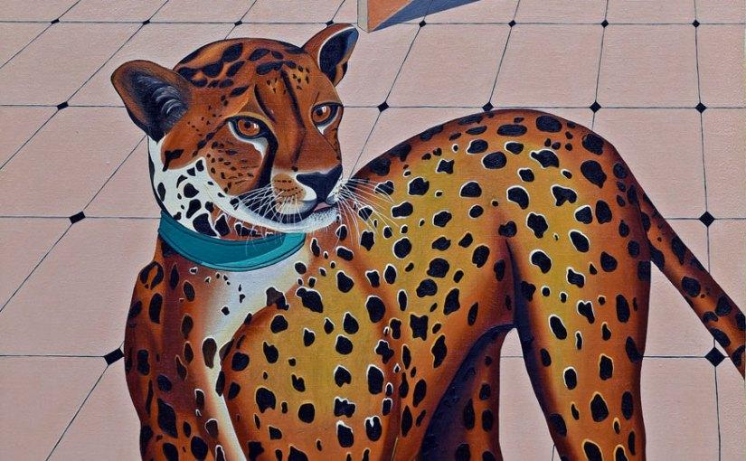 Jouir d'un guépard ou le gardien de tes fantasmes