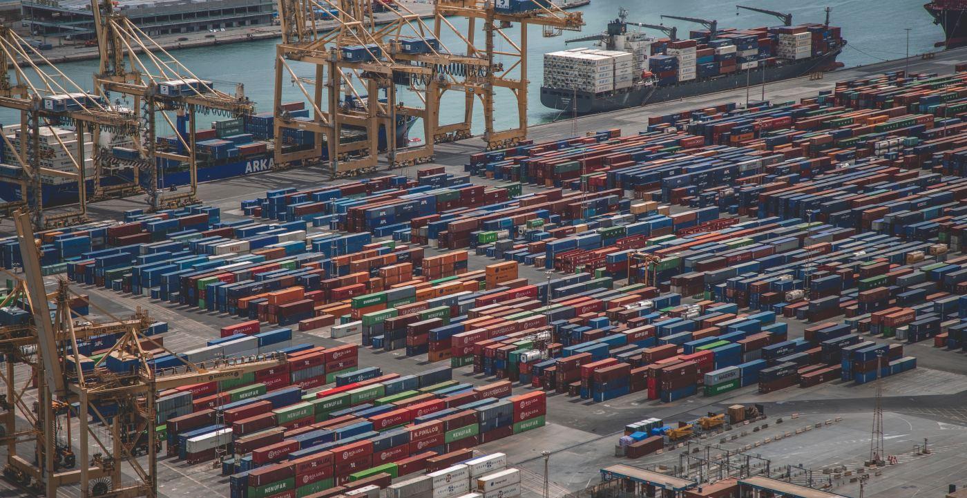 Terminal container barcellona