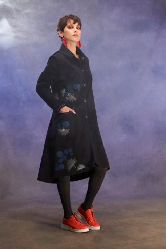 manteau-laine-bleu-michèle-forest-design