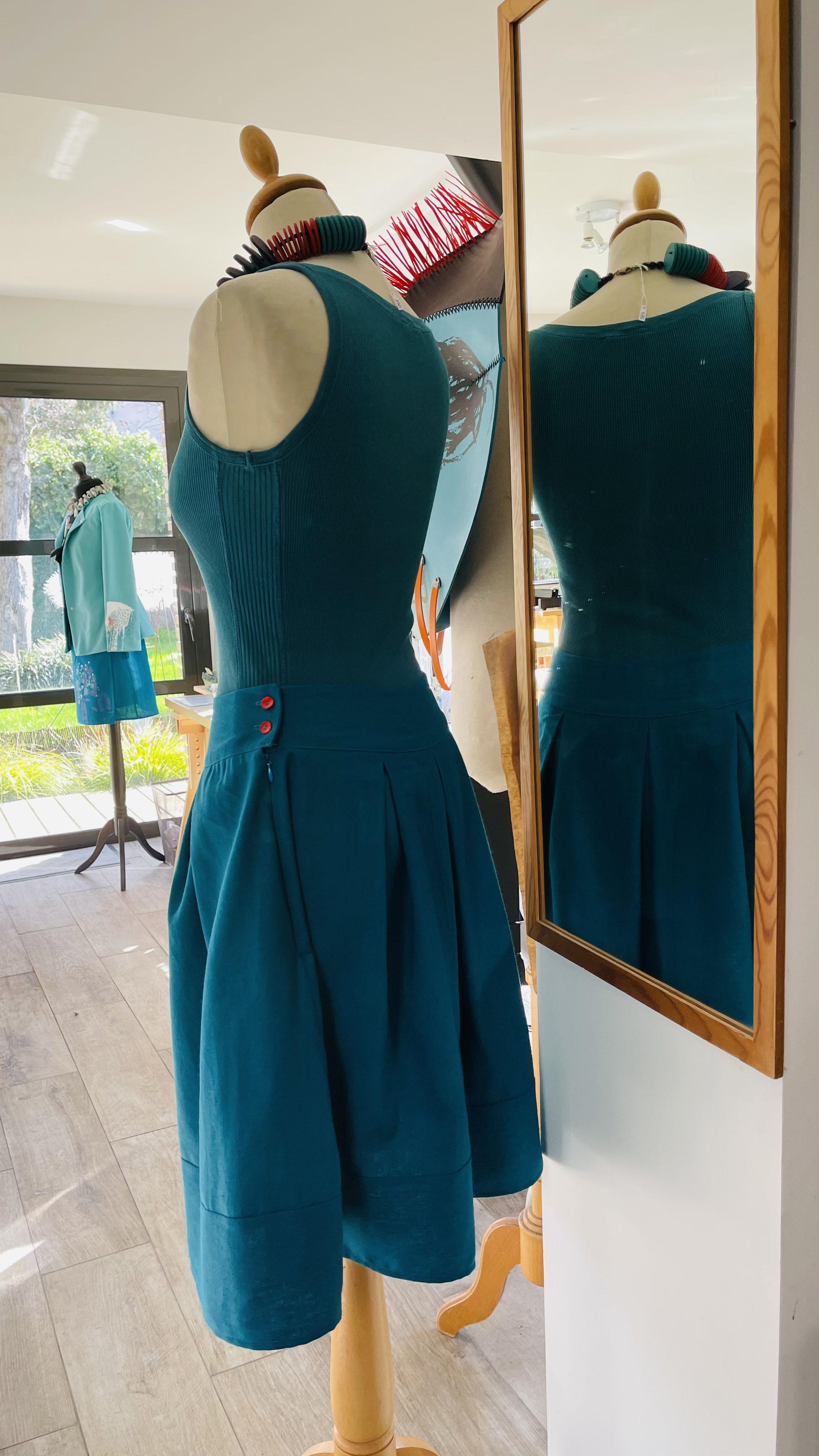 atelier Michèle Forest création textile