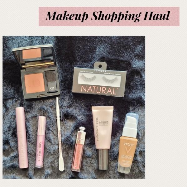 Makeup Shopping Haul: Too Faced, Dior, Natasha Denona, Benefit and Vichy