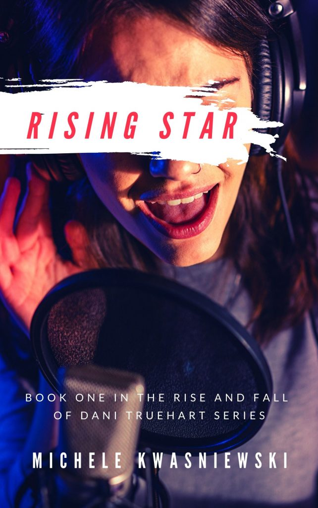 Best Young Adult Fiction Novel Rising Star