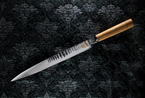 Yanagiba knife - Enrico Crippa